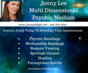 Psychic Medium Jenny Lee